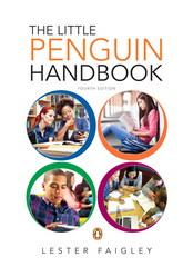 The Little Penguin Handbook 4th Edition 9780321945563 0321945565