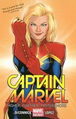 Captain Marvel - Higher, Further, Faster, More 1st Edition 9780785190134 0785190139
