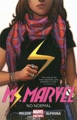 Ms. Marvel 1st Edition 9780785190219 078519021X