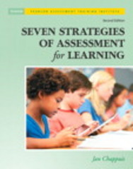 Seven Strategies of Assessment for Learning 2nd Edition 9780133366440 0133366448