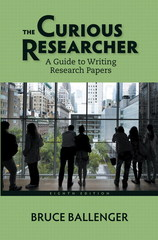 Curious Researcher 8th Edition 9780321994073 0321994078