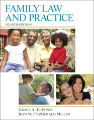 Family Law and Practice 4th Edition 9780133495188 0133495183