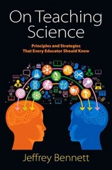 On Teaching Science 1st Edition 9781937548407 1937548406