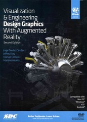 Visualization and Engineering Design Graphics with Augmented Reality 2nd Edition 9781585039050 1585039055
