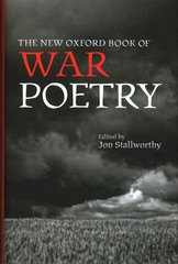 The New Oxford Book of War Poetry 2nd Edition 9780198704478 019870447X