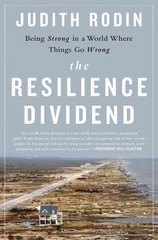 The Resilience Dividend 1st Edition 9781610394703 1610394704
