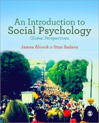 An Introduction to Social Psychology 1st Edition 9781446256190 1446256197