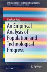 An Empirical Analysis of Population and Technological Progress 1st Edition 9784431549598 4431549595