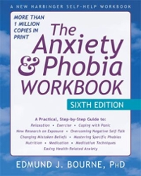 The Anxiety and Phobia 6th Edition 9781626252158 1626252157