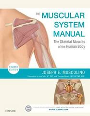 The Muscular System Manual 4th Edition 9780323327701 0323327702
