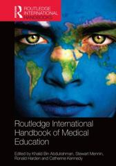Routledge International Handbook of Medical Education 1st Edition 9781135072667 1135072663