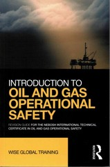 Introduction to Oil and Gas Operational Safety 1st Edition 9781317911302 131791130X