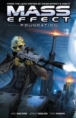 Mass Effect: Foundation Volume 3 1st Edition 9781616554880 1616554886