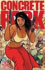Concrete Park Volume 1 1st Edition 9781616555306 1616555300
