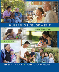 Human Development 7th Edition 9781305480636 1305480635