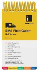 EMS Field Guide, BLS Version 9th Edition 9781284041095 1284041093