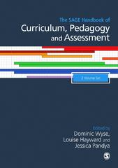 The SAGE Handbook of Curriculum, Pedagogy and Assessment 1st Edition 9781446297025 1446297020