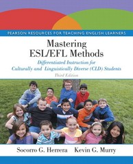 Mastering ESL/EFL Methods 3rd Edition 9780133594973 0133594971