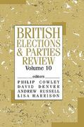 British Elections & Parties Review 0 9780714650968 071465096X