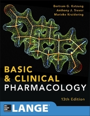 Basic and Clinical Pharmacology 13th Edition 9780071825054 0071825053
