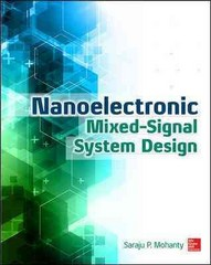 Nanoelectronic Mixed-Signal System Design 1st Edition 9780071823036 0071823034