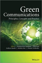 Green Communications 1st Edition 9781118759264 1118759265