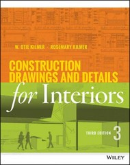Construction Drawings and Details for Interiors 3rd Edition 9781118944356 1118944356