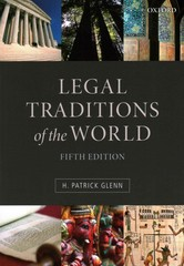 Legal Traditions of the World 5th Edition 9780199669837 019966983X