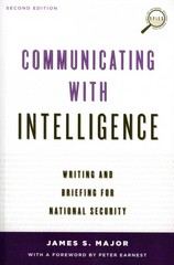 Communicating with Intelligence 2nd Edition 9781442226623 1442226625
