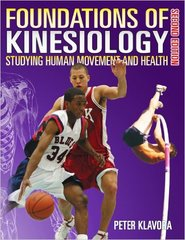 Foundations of Kinesiology 2nd Edition 9780920905067 0920905064