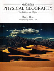 McKnight's Physical Geography (California Edition) 3rd Edition 9781269144377 1269144375