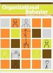 Organizational Behavior 1st Edition 9781453300848 1453300848
