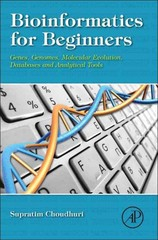 Bioinformatics for Beginners 1st Edition 9780124104716 0124104711