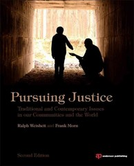 Pursuing Justice 2nd Edition 9780323294591 0323294596