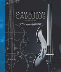 Single Variable Calculus 8th Edition 9781305270343 1305270347