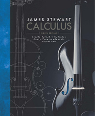 Single Variable Calculus 8th Edition 9781305270350 1305270355