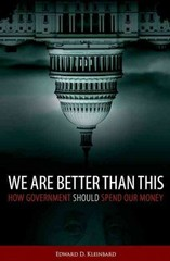 We Are Better Than This 1st Edition 9780199332243 019933224X