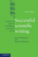 Successful Scientific Writing 4th Edition 9781107691933 1107691931