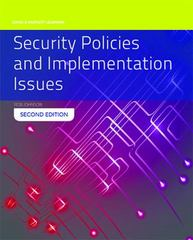 Security Policies and Implementation Issues 2nd Edition 9781284056006 1284056007