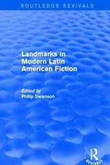 Landmarks in Modern Latin American Fiction (Routledge Revivals) 1st Edition 9781317620297 1317620291