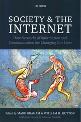 Society and the Internet 1st Edition 9780199662005 0199662002