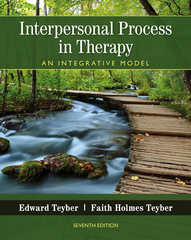 Interpersonal Process in Therapy 7th Edition 9781305271531 130527153X
