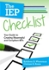 The IEP Checklist