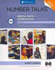 Number Talks Common Core Edition, Grades K-5 1st Edition 9781935099659 1935099655