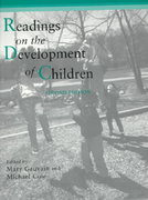 Readings on the Development of Children 3rd edition 9780716728603 0716728605