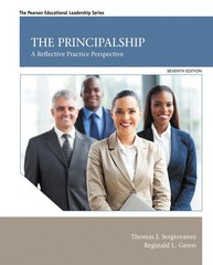 The Principalship 7th Edition 9780132613644 0132613646