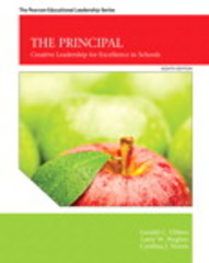 The Principal 8th Edition 9780133589160 0133589161