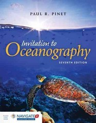 Invitation to Oceanography 7th Edition 9781284057072 1284057070