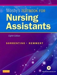 Mosby's Textbook for Nursing Assistants (Soft Cover Version) - Text, Workbook, and Mosby's Nursing Assistant Video Skills - Student Version DVD 4.0 Package 8th Edition 9780323323994 0323323995