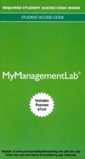 2014 MyManagementLab with Pearson eText --  Access Card -- for Fundamentals of Human Resource Management